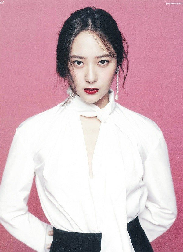 Krystal says she no longer wants to sing or dance | allkpop