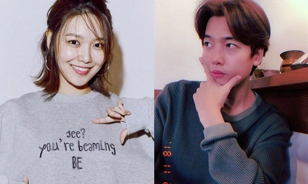 Girls' Generation's Sooyoung and boyfriend Jung Kyung Ho spotted watching YoonA's movie 'Exit' | allkpop