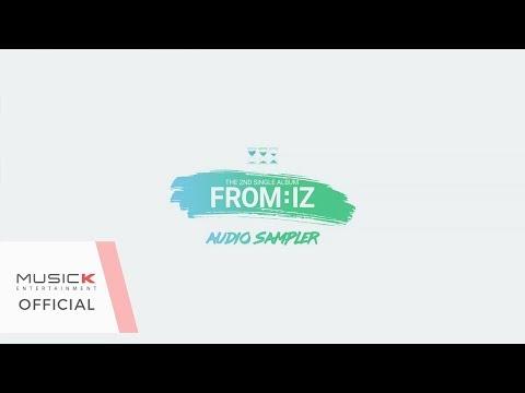 IZ release highlight medley for 2nd single album 'From:IZ' | allkpop