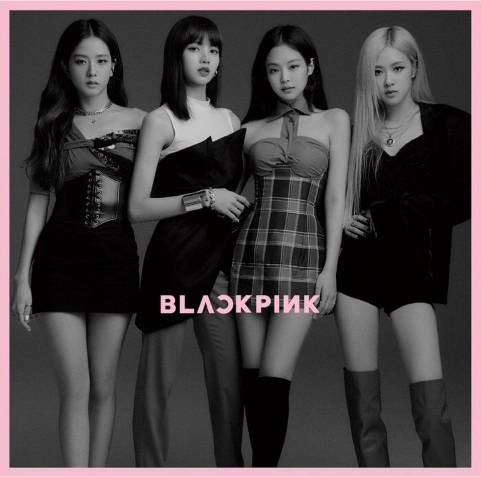 BLACKPINK reveals album cover for the Japanese version of
