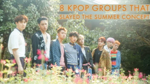 EXO, f(x), ITZY, Pentagon, Red Velvet, Seventeen, SISTAR, TWICE
