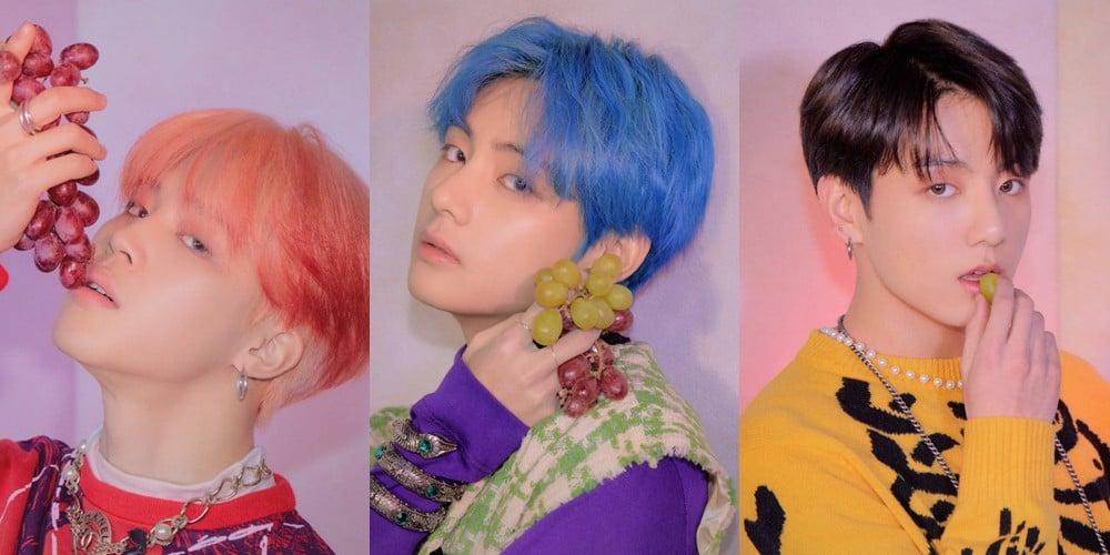 BTS\u0027s Jimin, V, \u0026 Jungkook top individual boy group member