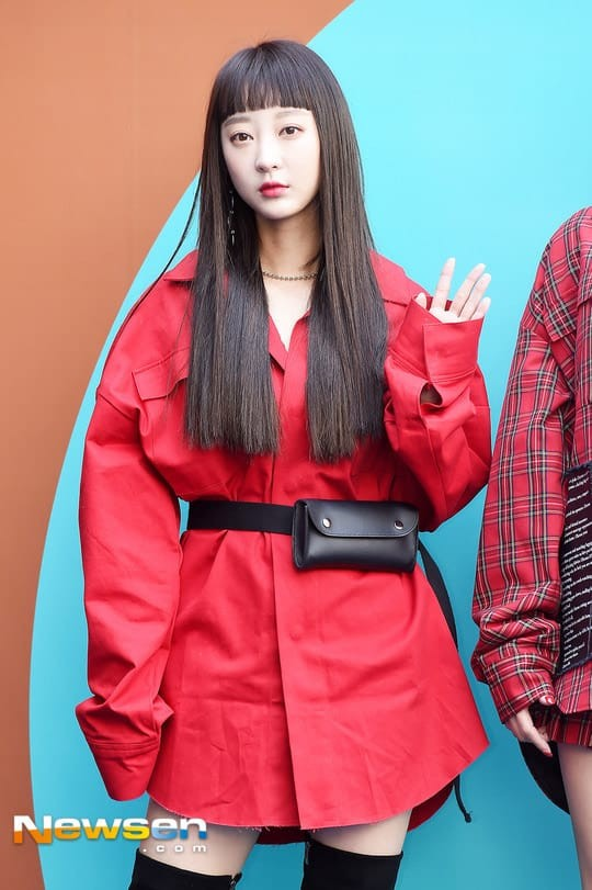 EXID's Hyerin opens a new Twitter account | allkpop
