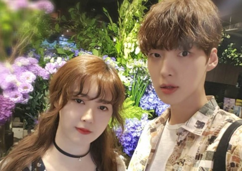 Ahn Jae Hyun, Goo Hye Sun