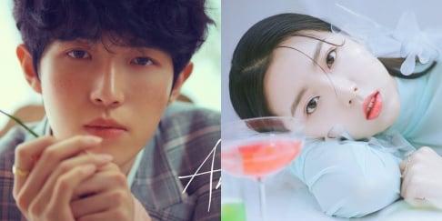 Naeun, Stella Jang, Kim Jae Hwan