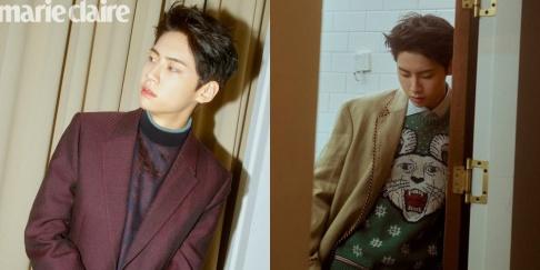 Lee Dong Wook, Lee Jin Hyuk