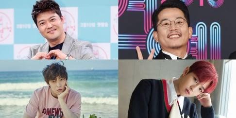 John Park, Jun Hyun Moo, Kim Jun Ho, Kim Jae Hwan