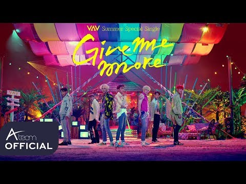 VAV impresses with Spanish and English version of 'Give Me More' featuring De La Ghetto & Play-N-Skillz   allkpop