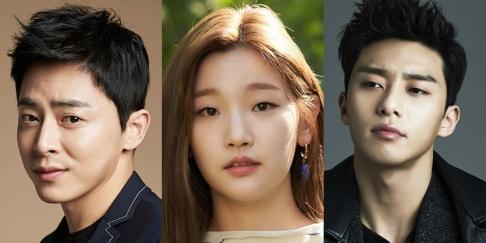 Jo Jung Suk, Park Seo Joon, Park So Dam