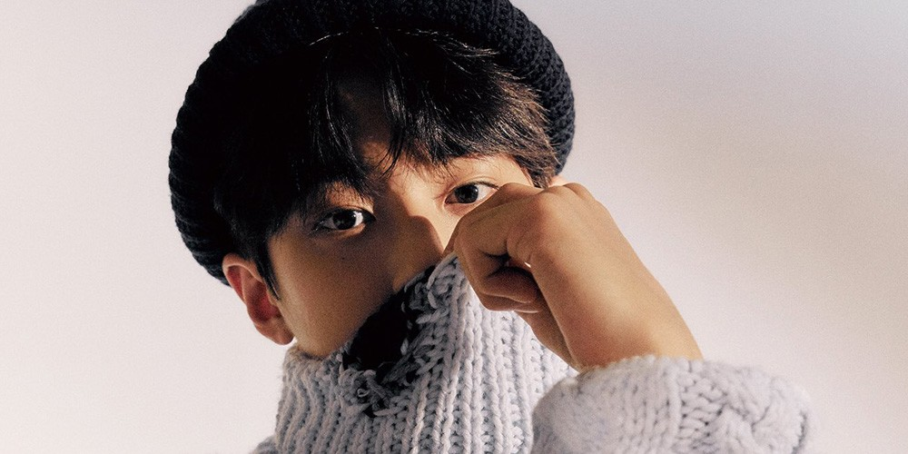 'Produce X 101's Kim Min Kyu boasts soft, pure visuals in 'Dazed' photoshoot | allkpop