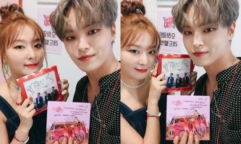 Red Velvet, Seulgi, The Rose