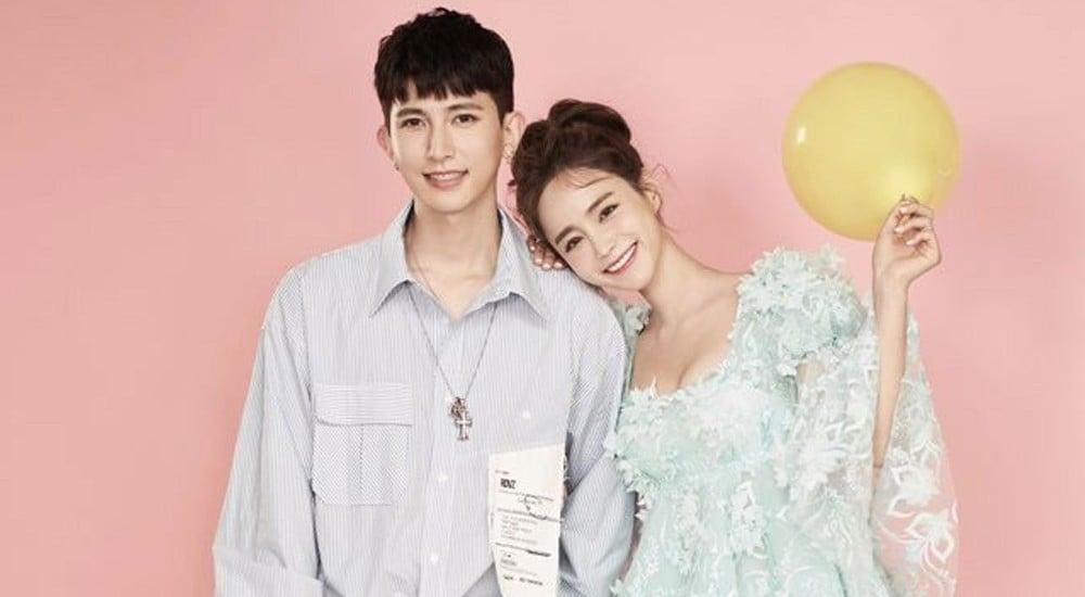 Newlyweds U-KISS's Kiseop and actress Jung Yoona head to Hawaii honeymoon in adorable Instagram video | allkpop