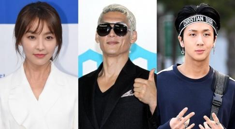 Park Joon Hyung, Jung Yoo Mi, Ravi