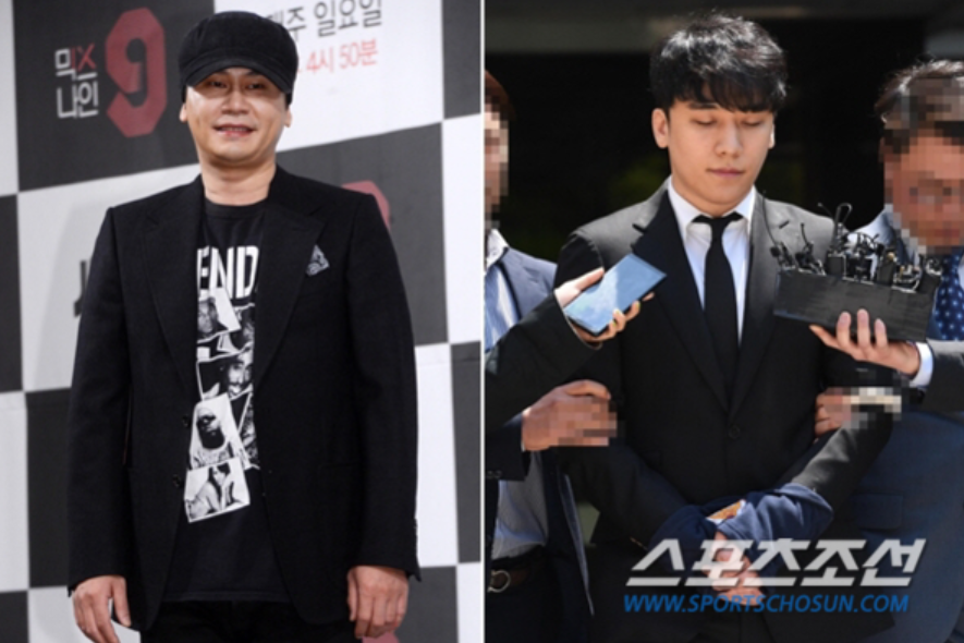 Police confirm plans to summon Seungri and Yang Hyun Suk as suspects on the 28th and 29th   allkpop