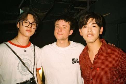 Jimin, Eric Nam
