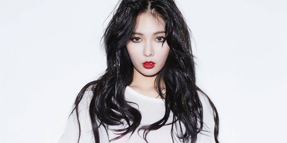 Netizens believe HyunA is gearing up for comeback because ...Hyuna 2019 Pics