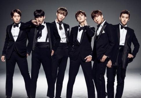 U-KISS, Soohyun, Kevin, Dongho, Kiseop, Eli, Hoon, Jun