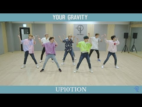 UP10TION reveal dance practice video for 'Your Gravity'   allkpop