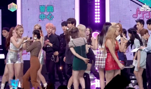 ITZY, Ryujin, Red Velvet, Irene