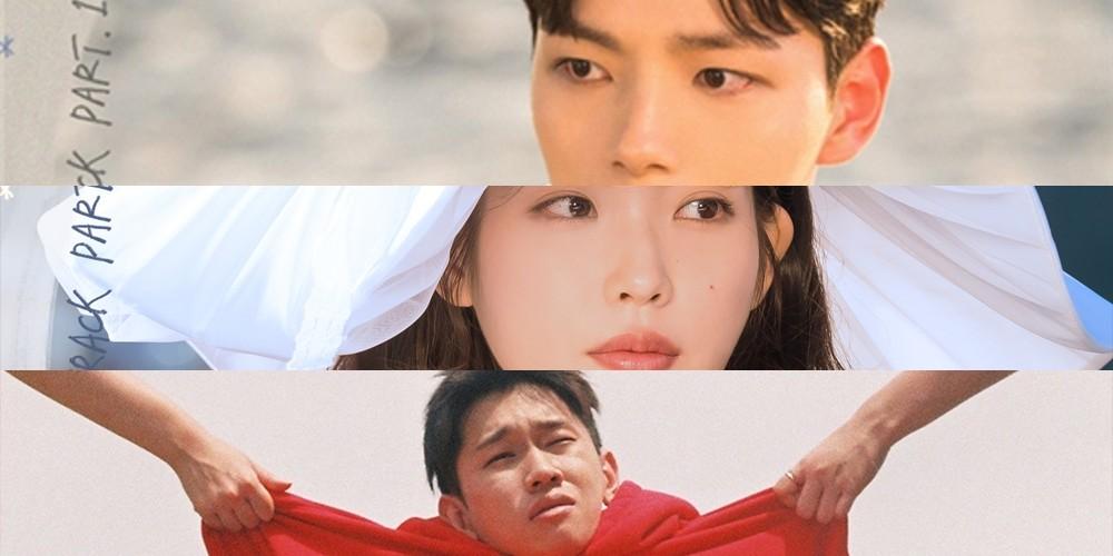 Paul Kim, Gummy, and Crush top Instiz chart for the first week of September 2019 | allkpop