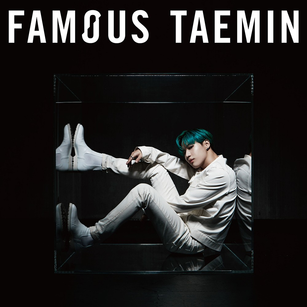 Taemin tops Oricon charts with his Japanese album 'FAMOUS