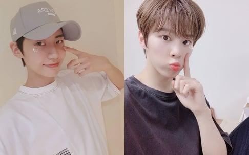 UP10TION, Wooshin, Lee Jin Hyuk, X1, Kim Woo Seok