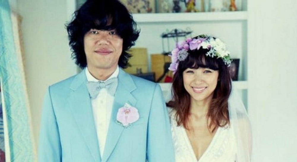 Lee Hyori and Lee Sang Soon celebrate their third wedding