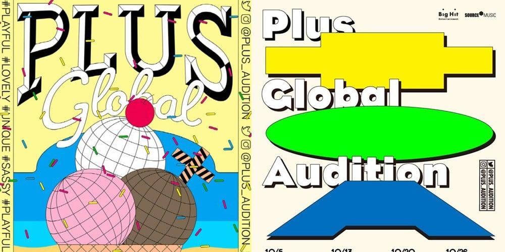 Big Hit & Source Music launch official plans for 'PLUS
