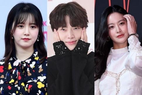 Ahn Jae Hyun, Goo Hye Sun, Oh Yeon Seo