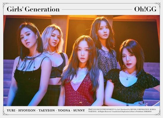 Girls' Generation-Oh!GG celebrates 1st year anniversary!  #SNSD_Oh_GG1stAnniversary #1YearWithOhGG | allkpop