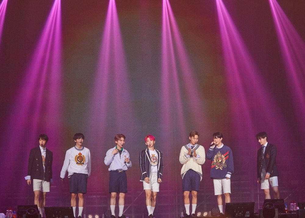 After 23 shows, MONSTA X successfully finishes their 'WE ARE HERE' world tour!   allkpop