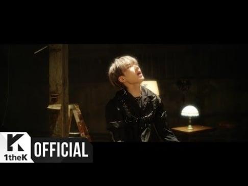 Imagini pentru IONE (Former SPEED member Taeha) burns in 'Idea' MV
