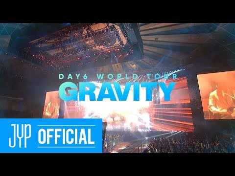 DAY6 teases upcoming 'Gravity' world tour with energy-packed promotional clip | allkpop