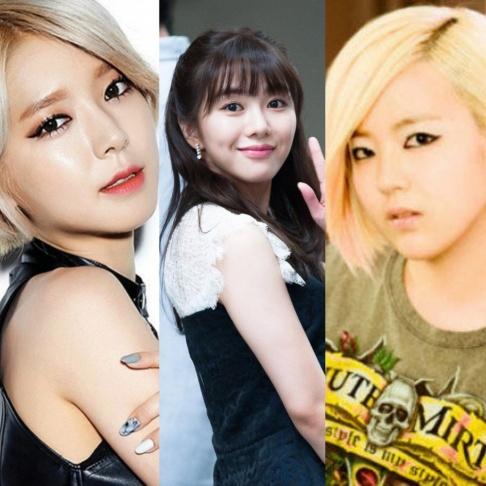ChoA, Youkyung, Mina