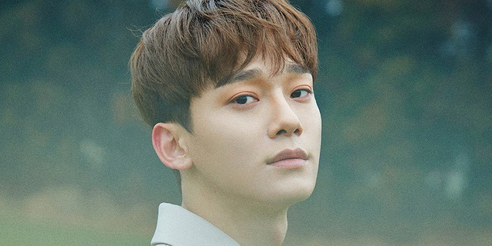 EXO's Chen Unveils A Set Of Artwork Teaser Images For His