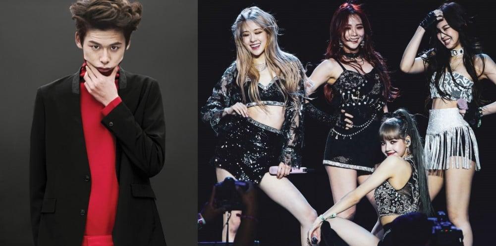 Top Korean model names BLACKPINK as his bias group | allkpop