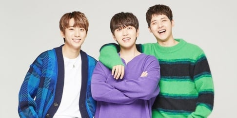 B1A4, CNU, Sandeul, Gongchan