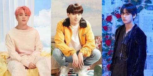 BTS, V, Jungkook, Jimin, Baekhyun