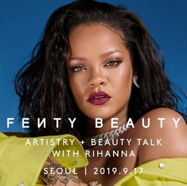 Rihanna under criticism for arriving hours late to her Fenty promotional event in Korea | allkpop