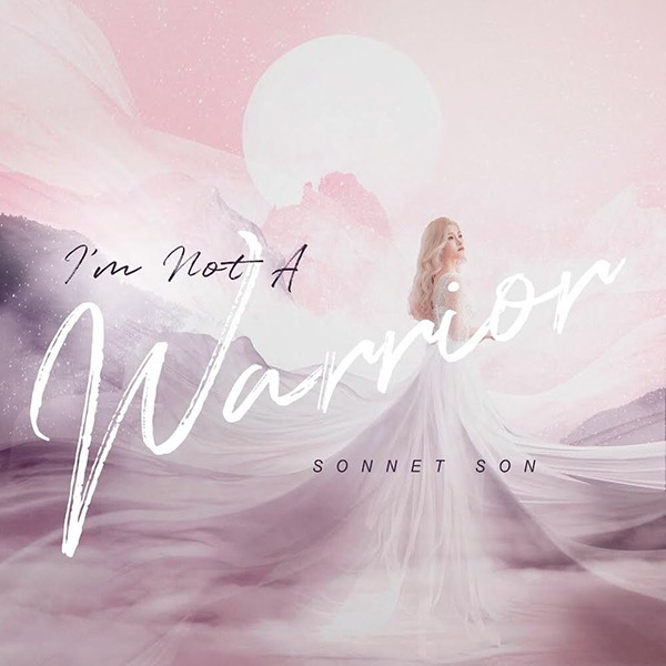 Son Seung Yeun (Sonnet Son) releases her new song 'I'm Not A Warrior'   allkpop