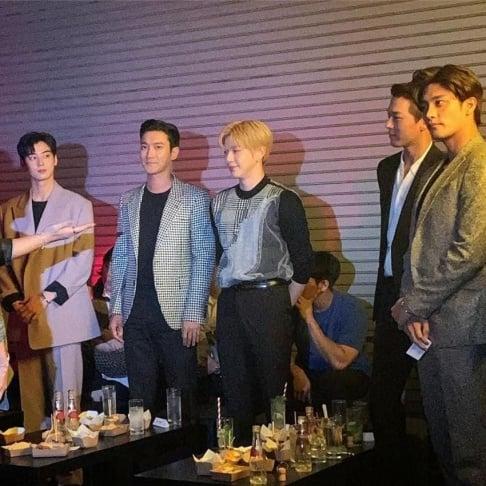 Cha Eun Woo, Siwon, Kang Daniel