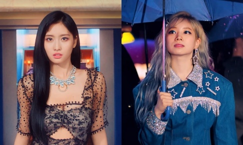 Baek Ji Young, Momo, Dahyun
