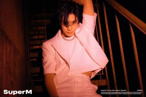 Taemin, SuperM