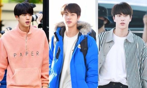 Jennie, BTS, Jin, Minhyun