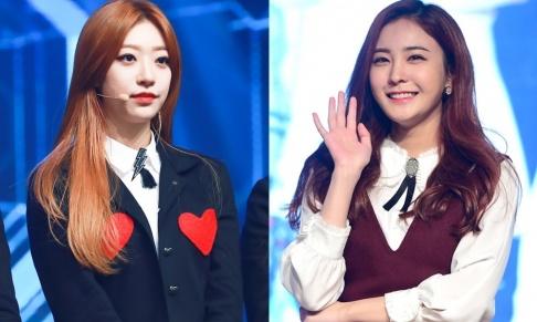 SONAMOO, Nahyun, Sumin