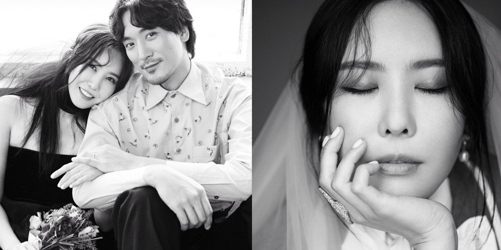 G-Dragon's sister Kwon Dami reveals witty, edgy wedding pictorial with her fiancé Kim Min Joon in 'Dazed' | allkpop