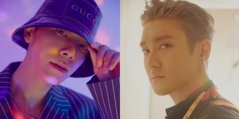 Super Junior, Siwon, Eunhyuk, Donghae