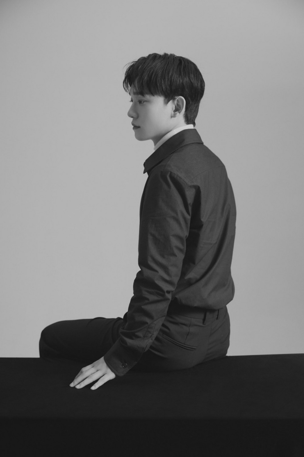 Chen Exo 2019 >> Chen releases another set of images for 'Dear my dear