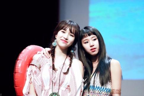 Mina, Chaeyoung