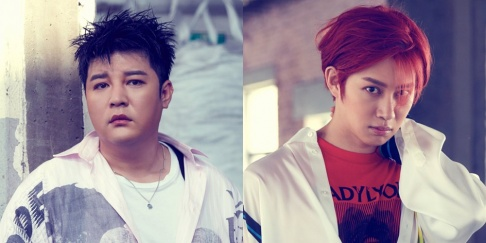 Super Junior, Shindong, Heechul, Yesung